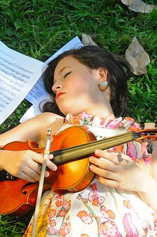 Violin, Music, Musical Instruments, Musician, Lesson