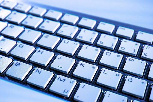 Keyboard, Computer, Hardware, Keys, Letters, Input, Pc
