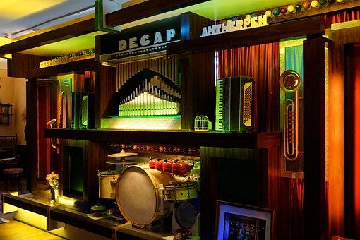 The Organ, Atm Machine Orchestra, Mechanical Organ