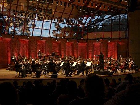 Orchestra, Music, Symphony, Symphonic Orchestra