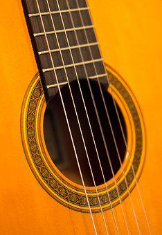 Guitar, Classical Guitar, Music, Instrument, Musical