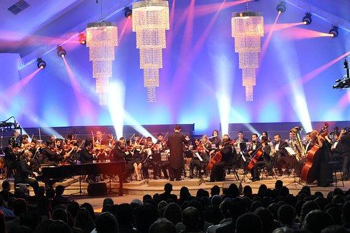 Orchestra, Symphonic, Young, Csene, Exposure, Show
