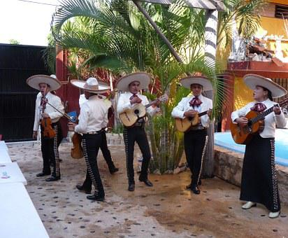 Mexico, Orchestra, Musicians, Singers