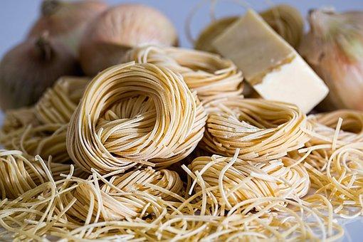 Pasta, Spaghetti, Noodle, Pasta Nests, Durham Wheat