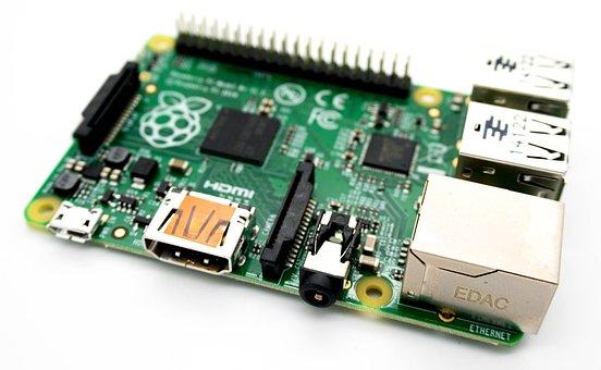 Raspberry Pi, Computer, Electronics, Model B