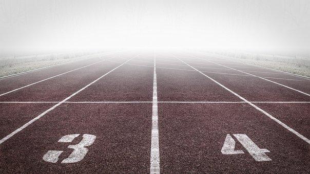 Sport, Tracks, Running, Run, Sprint, Speedway, Speed