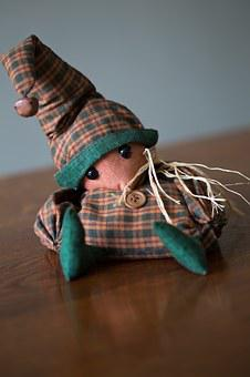 Stuffed Toy, Mouse, Check Suit, Bell Cap, Rusty Bell
