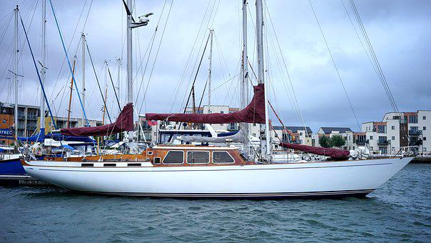 Boat, Water, Ship, Sea, Blue, Summer, Travel, Cruise