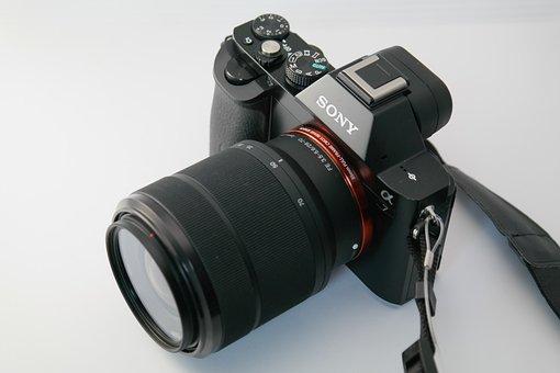Camera, Photo Camera, Sony Alpha 7, Sony, Alpha 7