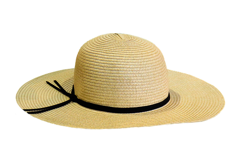 Hat, Sun Protection, Summer, Sun Hat, Straw Hat