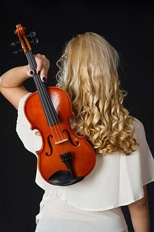 Violin, Musician, Violinist, Music, Instrument