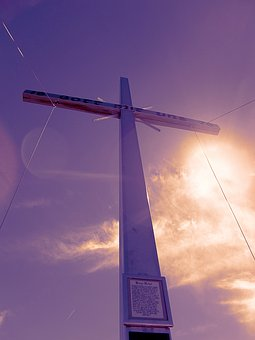 Cross, Summit, Summit Cross, Mountains, Alpine