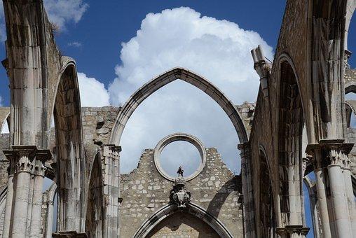 Arcos, Medieval, Museum Carmo, Carmo, Carmo Ruins