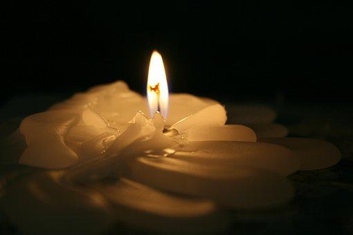 Light, Candle, Candlelight, Religion, Calls, Half-light