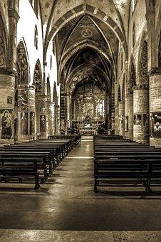 Church, St Francis, Praises, The Nave, Architectonic