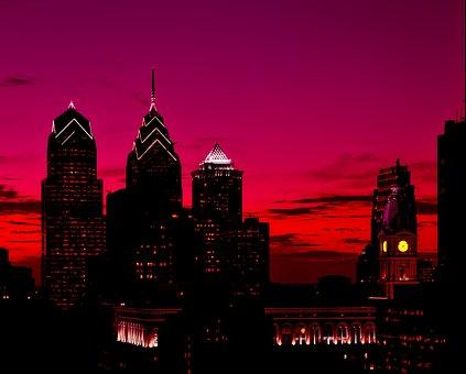 Philadelphia, Pennsylvania, City, Cities, Urban