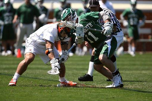 Lacrosse, Challenge, Compete, Competition, Action