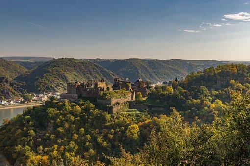 Burg Rheinfels, Rheinfels, Castle, Middle Rhine