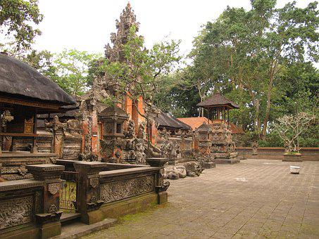 Bali, Temple, Temples, Peace Of Mind, Rest, Nature