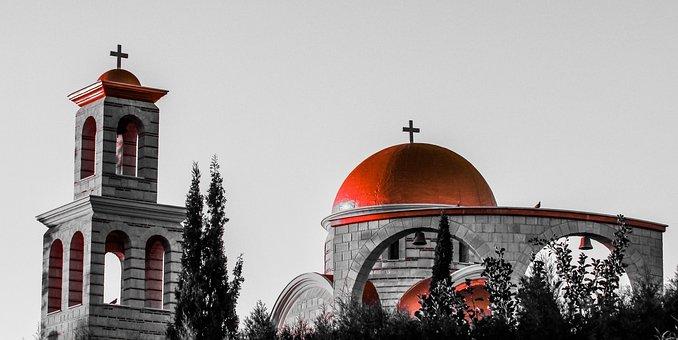 Church, Dome, Belfry, Architecture, Religion, Orthodox