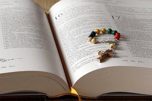 The Rosary, Bible, The Scriptures, Prayer, Religion
