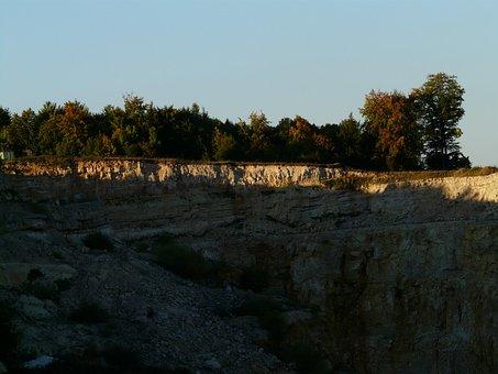 Quarry, Limestone, Stones, Rock Deposit, Quarrying