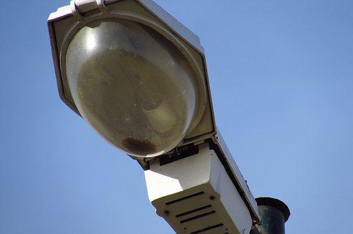 Light, Lamp, Sky, Electricity, Light Pole, Street Lamp