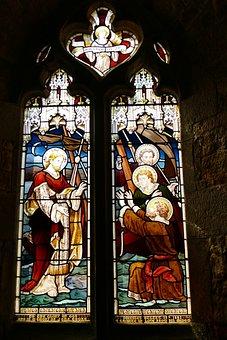 Window, Church, Church Window, Stained Glass