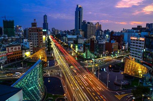 The Urban Landscape, Kaohsiung, Metropolitan Areas