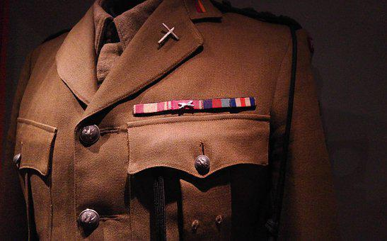Military, Decorations, Medal, Uniform