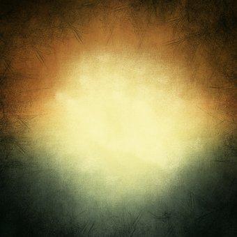 Background, Grunge, Vintage, Light, Industrial, Old