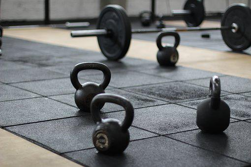 Dumbbells, Weights, Weight Lifting, Sports Equipment