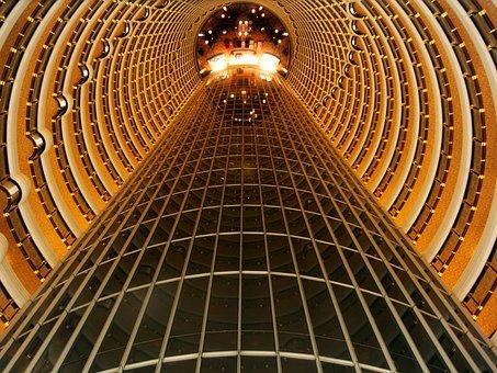 Architecture, Building, Infrastructure, Skyscraper