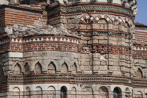 Bulgaria, Nessebar, Church, Christ Pantokrator Church