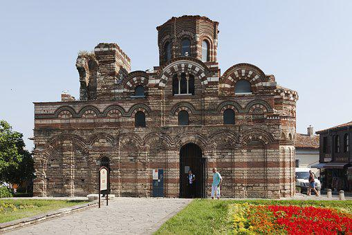 Bulgaria, Nessebar, Christ Pantokrator Church
