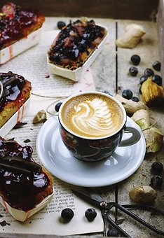 Coffee, Hot, Drink, Espresso, Cup, Saucer, Cafe