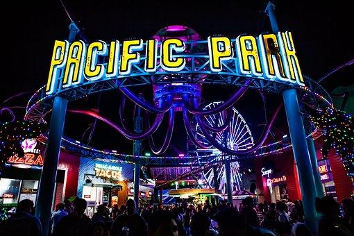 Amusement, Park, Lights, Ride, Adventure, Circus