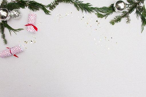 Christmas, Decor, Art, Ornaments, Material, Ball