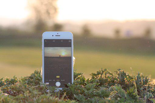 Iphone, Cellphone, Cellular Phone, Phone, Camera