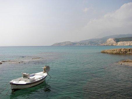 Milos, Cyclades, Island Hopping, Port Motifs, Hellas
