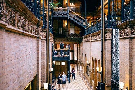 Architecture, Building, Infrastructure, Interior