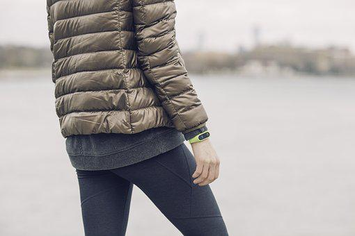 Cold, Weather, Coat, Smart, Watch, Technology, Tracker