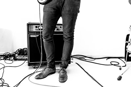 Black And White, Shoe, Footwear, Concert, Effects