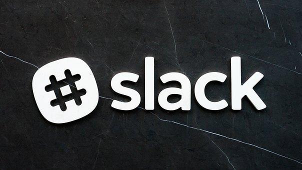 Logo, Sign, Symbol, Slack