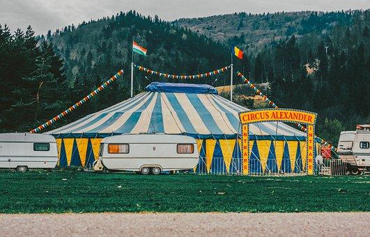 Amusement, Park, Ride, Adventure, Circus, Festival