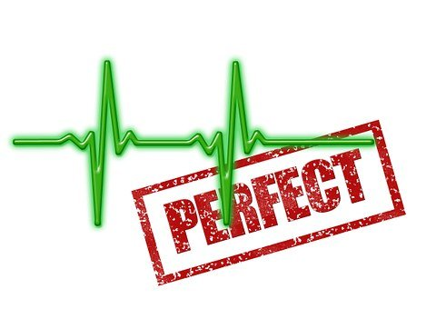 Heart Rate, Exemplary, Healthy, Pulse, Stamp