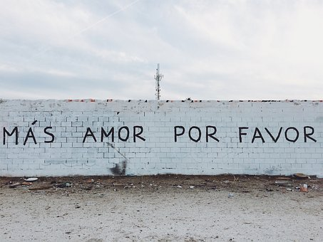 Public, Wall, Write, Vandalism, Outdoor