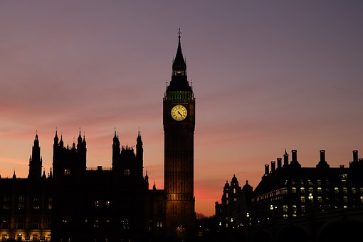 Architecture, Building, Infrastructure, Big Ben, London