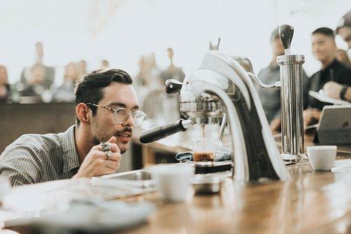 Coffee, Maker, Machine, Hot, Drink, Brewed, Espresso