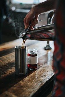 Thermos, Heater, Coffee, Tea, Drink, Vacuum Flask